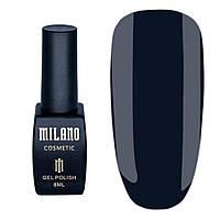 Гель лак Milano Милано №194— 8 мл качественный для маникюра и педикюра