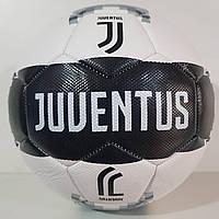 Мяч футбольный Ювентус (Juventus) 2019 размер 5 (машинный шов)