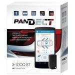 Автосигнализация Pandect X-1000BT без сирены