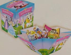 Новорічний подаруночок цукерки для дівчаток з сюрпризом 250 грам