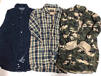 Рубашки мужские фланель секонд хенд оптом
