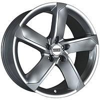Литые диски Fondmetal 7900 R17 W7.5 PCD5x114.3 ET35 DIA71.6 (silver)