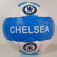 Мяч футбольный Челси (Chelsea) 2019 размер 5 (машинный шов)