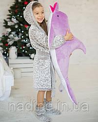 Халат и сапожки для девочки  Eirena Nadine (455-22) рост 116-122
