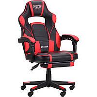 Кресло VR Racer Dexter Webster черный/красный AMF