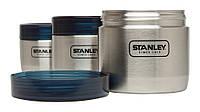Набор стальных пищевых контейнеров Stanley Adventure 0.41 Л, 0.65 Л, 0.95 Л стальний (6939236332613), фото 1
