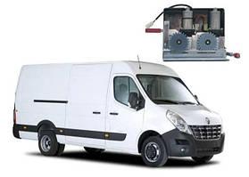 Электропривод сдвижной двери для микроавтобусов двомоторный для Renault Master Германия BOSCH