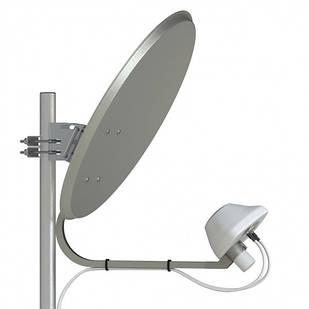 Комплект антенн Antex UMO 3F 3G / 4G LTE MIMO 2 x 27 dBi
