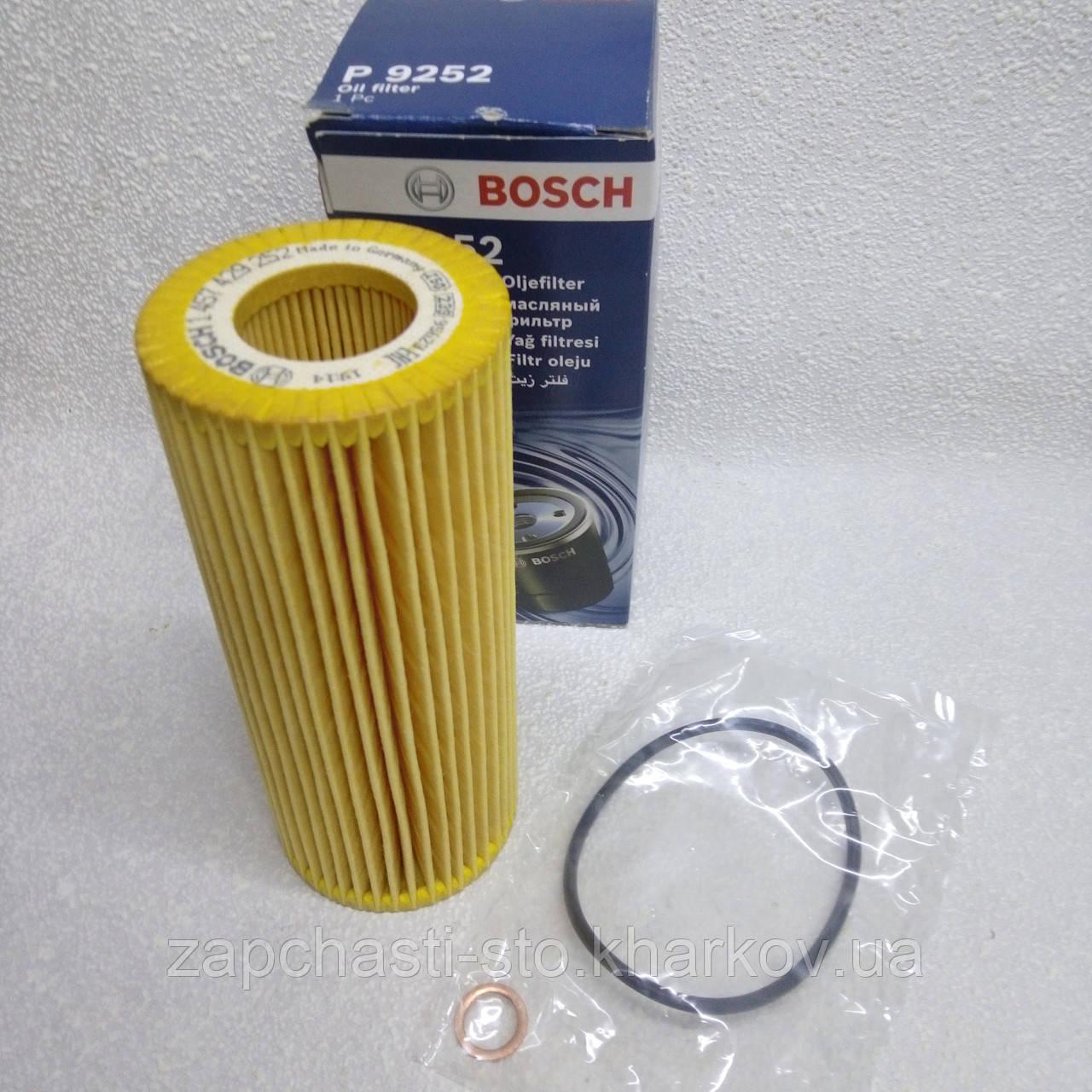 Фильтр масляный БМВ E46/Е60/E65/Е53(X5) BOSCH