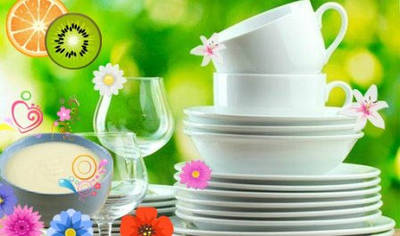 Моющее для посуды