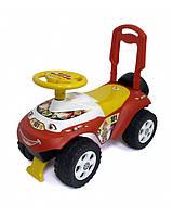Детская машина каталка толокар Пожарная охрана 0142/15UA