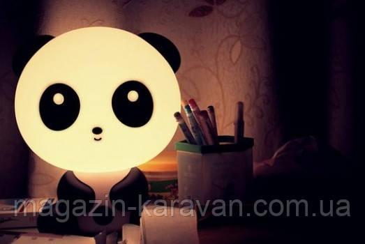 Настольный светильник-ночник Панда