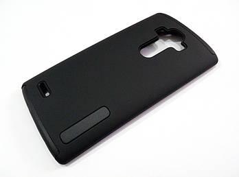 Чехол противоударный Dual Pro для LG G4 поликарбонат черный