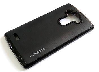 Чехол противоударный Motomo для LG G4 черный