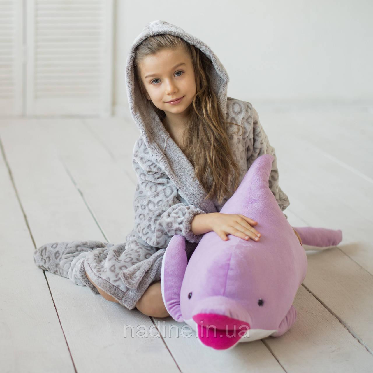 Халат Cream для девочки  Eirena Nadine (28-455) рост 128 бежевый