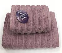 Рушник Gestepe Premium Ezgi 70-140 рожевий, фото 1