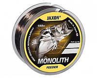 Леска JAXON Monolith Feeder 0.18mm 150m
