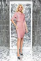 Платье женское красивое по фигуре в 3х цветах L-285, фото 1