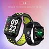 Умные смарт часы с тонометром SMART WATCH F8, фото 5