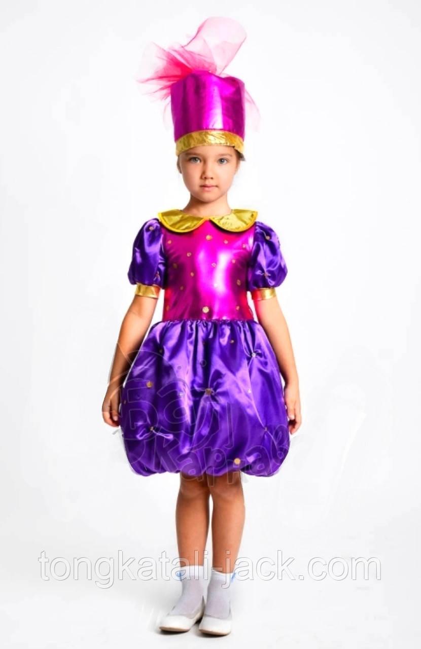 Платье Конфеты-хлопушки