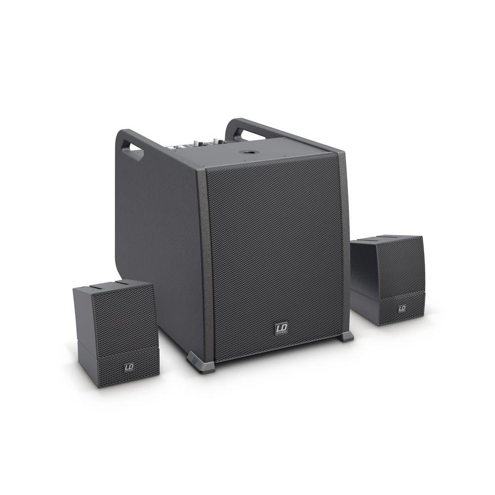 Портативный комплект акустических систем LD Systems CURV500AVS