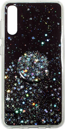 Накладка SA A505/A307 Shine Stars+ Popsocet, фото 2