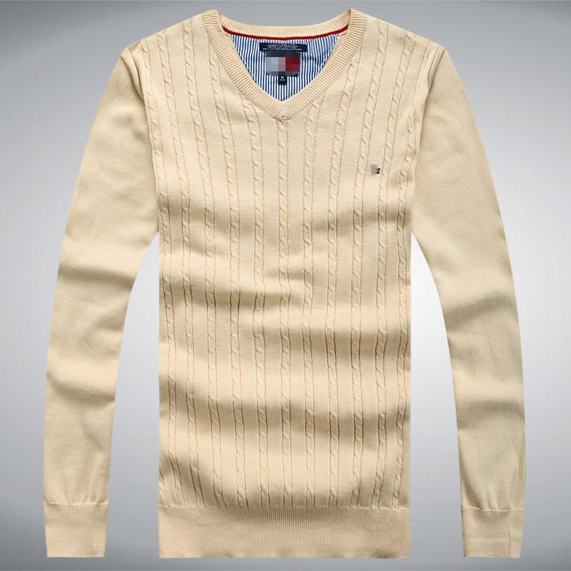 Мужской свитер в стиле Tommy hilfiger пуловер джемпер томми хилфигер