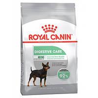 Корм для мини пород с чувствительным пищеварением Royal Canin Mini Digestive Care, 1 кг