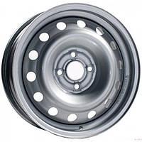 Стальные диски Steel ДК R14 W5.5 PCD4x100 ET43 DIA60.1 (металлик)