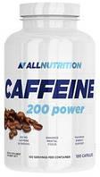 Кофеин AllNutrition - Caffeine 200 мг (100 капсул)