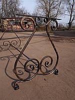 Комплект боковин для стола Весна 1,5м (тр.15х15)
