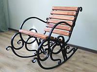 Кресло-качалка кованое 0,6 м