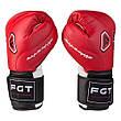 Боксерские перчатки FGT, Cristal, фото 2