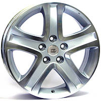 Литые диски WSP Italy Suzuki (W2850) Sirius R17 W6.5 PCD5x114.3 ET45 DIA60.1 (silver polished)