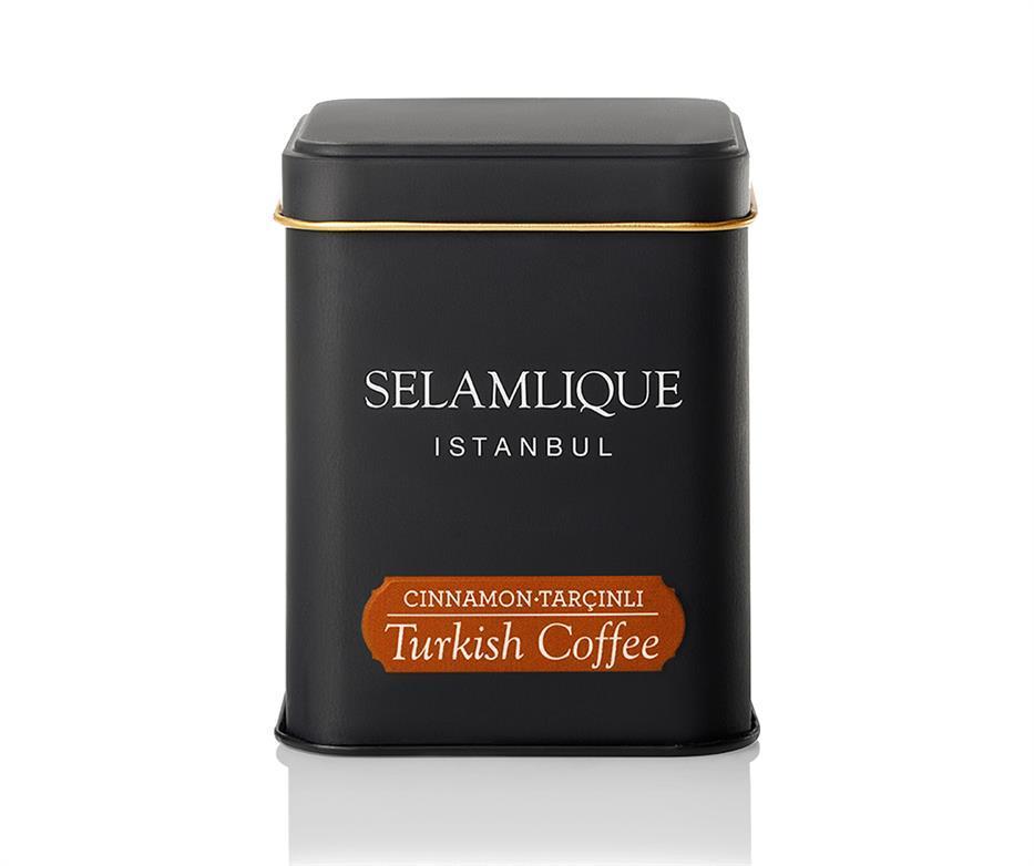 Турецкий кофе молотый Selamlique с корицей125 г