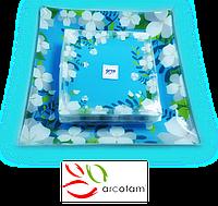 Набор квадратных тарелок  для суши ArcoFam 1515