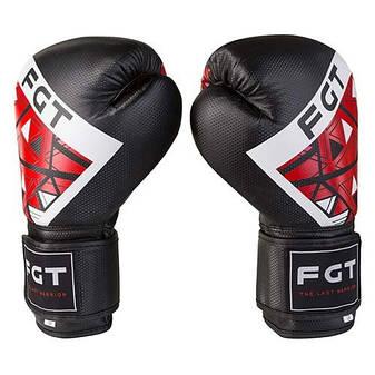 Боксерские перчатки FGT, Cristal - 2518, фото 2