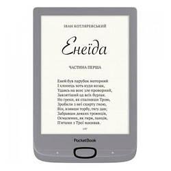 Електронна книжка PocketBook 616 Matte Silver