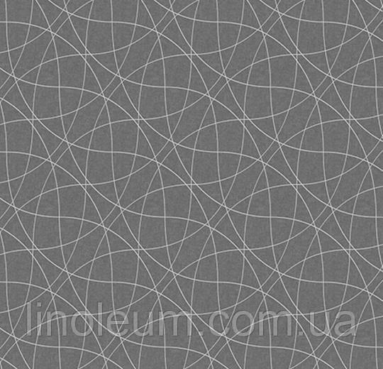 Flotex vision shape 930008 Curve Charcoal