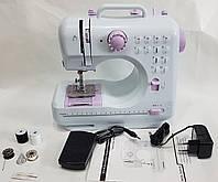 Швейная  машинка  многофункциональная 12 в 1 портативная Michley LSS FHSM-505 А