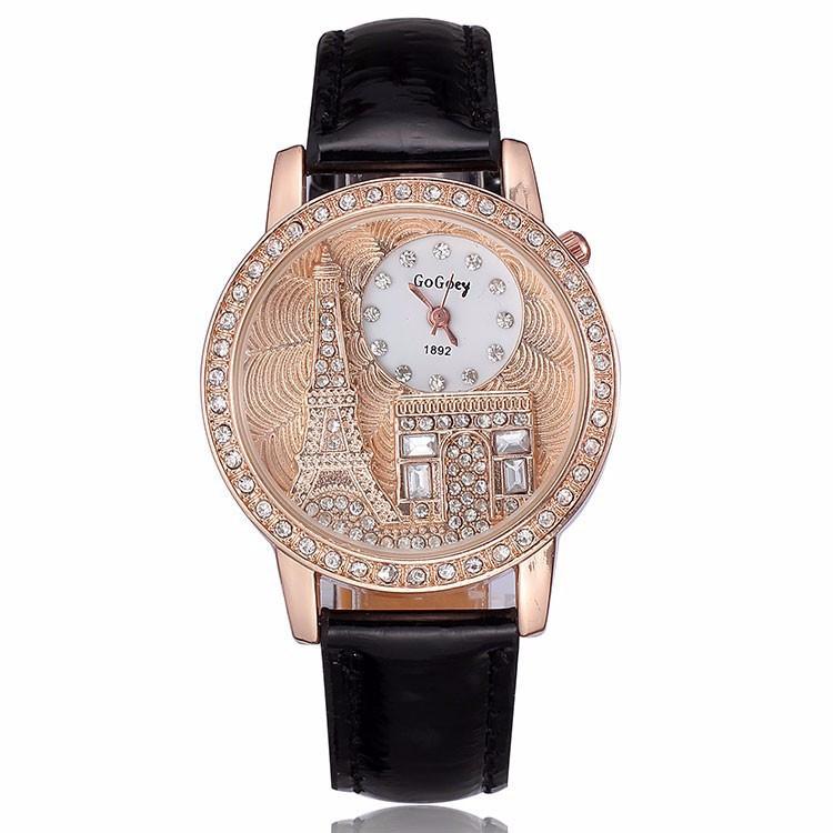 Жіночі годинники GoGoey 1892 Black