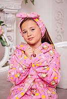 Набор на девочку  Eirena Nadine (625-40) на рост 140 Халатик и сапожки