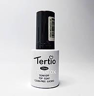Топ для ногтей с липким слоем Tertio Soak-Off Top Coat,10мл