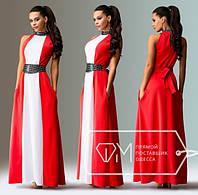 Платье женское в пол (3 расцветки) SD/-847, фото 1