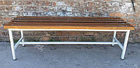 Скамья для раздевалки 1,5м