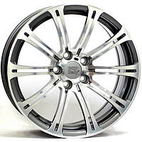 Литые диски WSP Italy BMW (W670) M3 Luxor R20 W8.5 PCD5x120 ET12 DIA72.6 (anthracite polished)