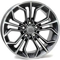 Литі диски WSP Italy BMW (W671) Venus X1 R19 W9 PCD5x120 ET41 DIA72.6 (anthracite polished)