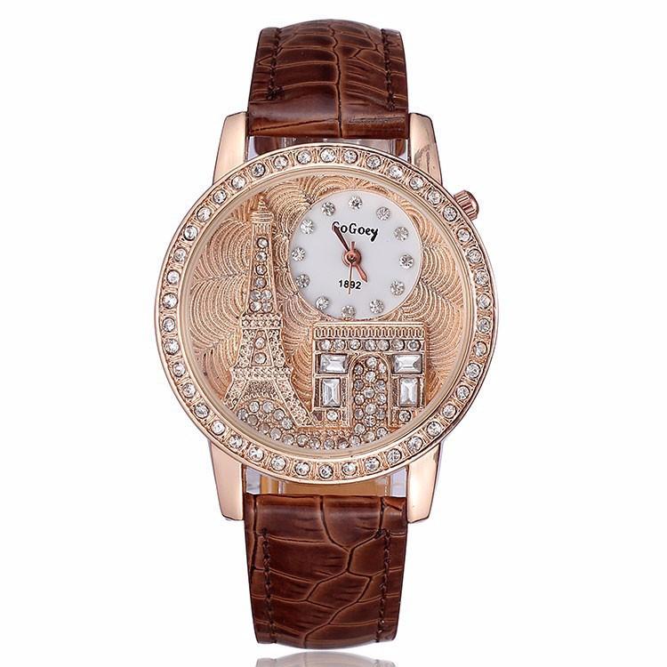 Женские часы GoGoey 1892 Brown