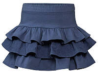 Юбка на девочку с воланами.супер!размер 110/116 4-6 лет.lupilu,германия., фото 1