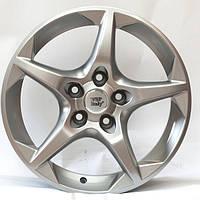 Литые диски WSP Italy Opel (W2503) Penta R16 W6.5 PCD5x110 ET37 DIA65.1 (hyper silver)